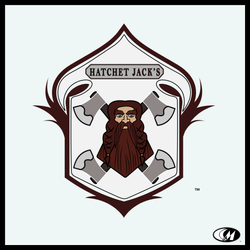 Hatchet Jack's Logo4