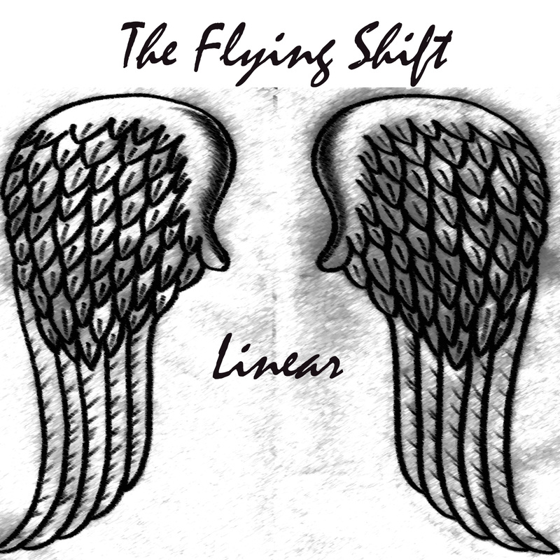The Flying Shift CD Cover Art