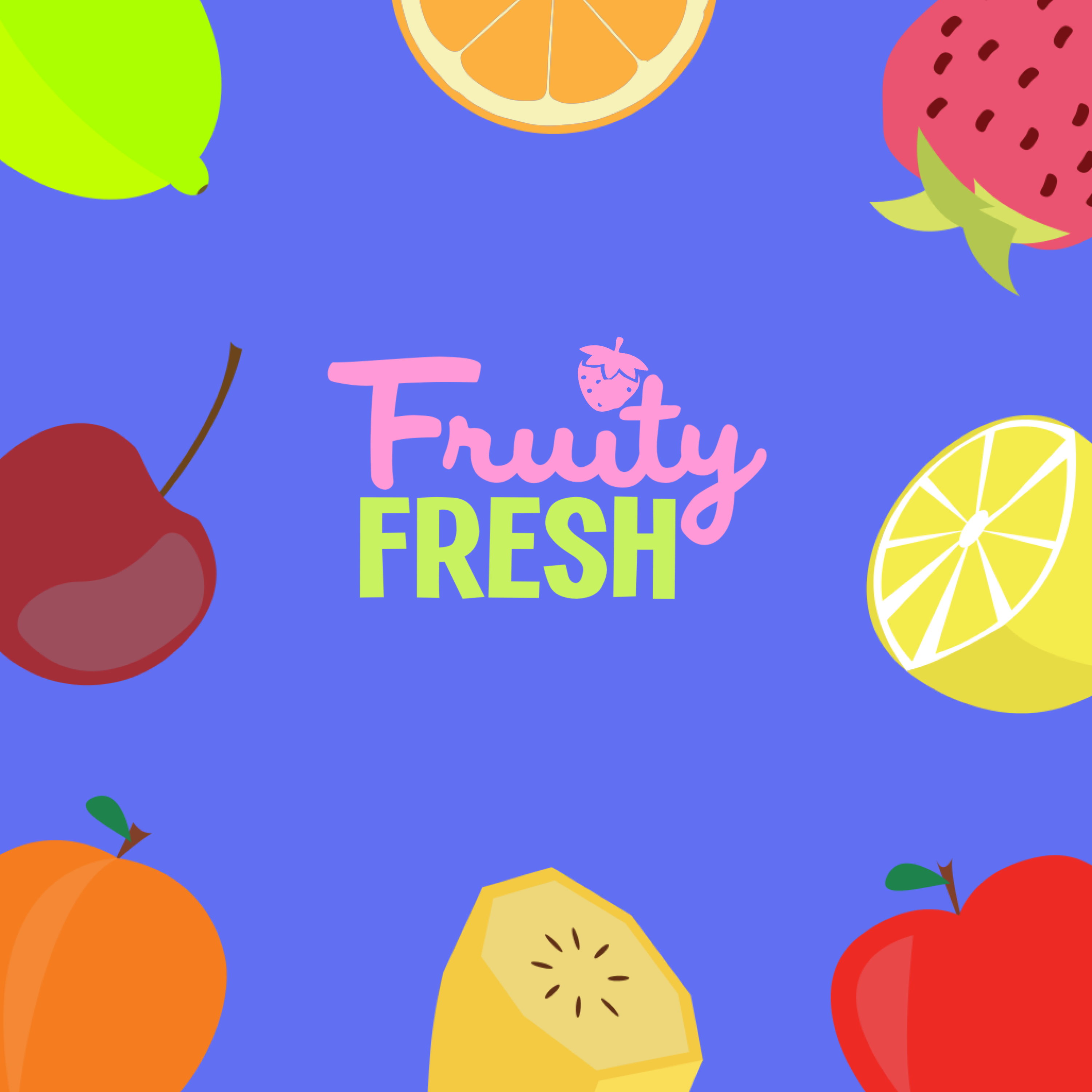Fruity Fresh Logo