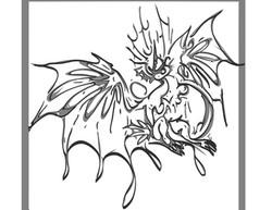 Dragon Character Graphic 2