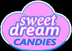 Sweet Dream Candies Logo Design