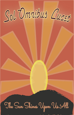 The Sun Shines Upon Us All Poster