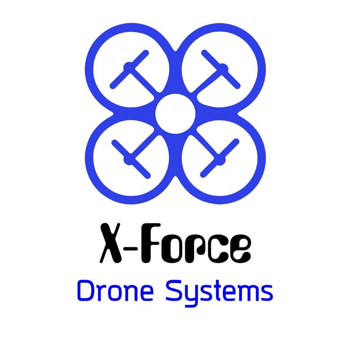 X-Force Drone Systems Logo