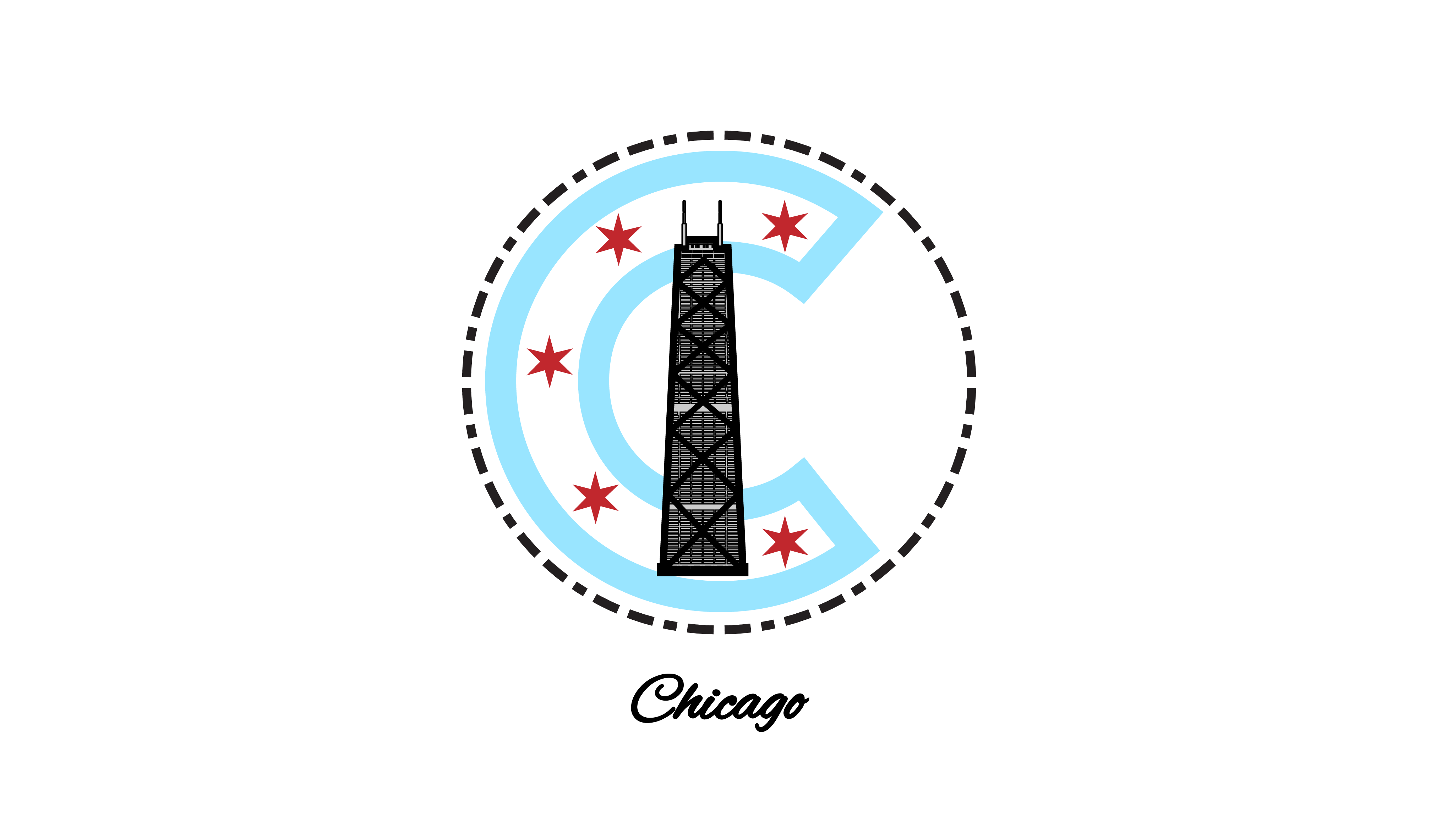 Chicago Badge Version 1