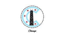 Chicago Badge Version 1