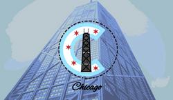 Chicago City Badge