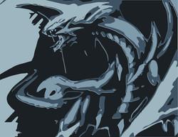 Dragon Character Graphic
