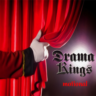 Drama Kings CD Cover Art