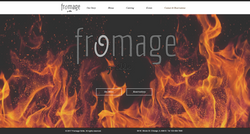 Fromage Grille Website-Home