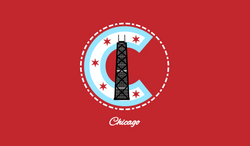 Chicago Badge Version 2