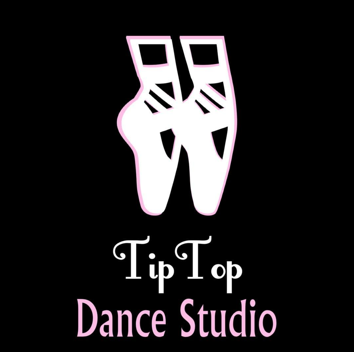 Tip Top Dance Studio Logo