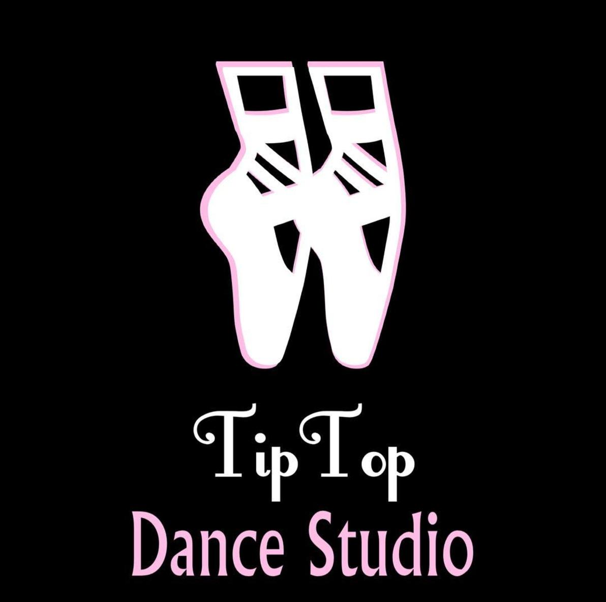 Tip Top Dance Studio Logo