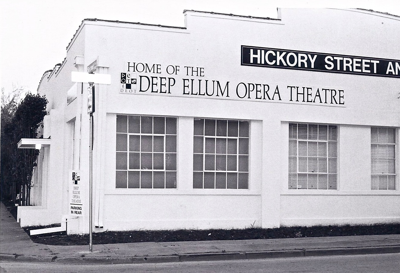 Dallas' Deep Ellum Opera Theatre