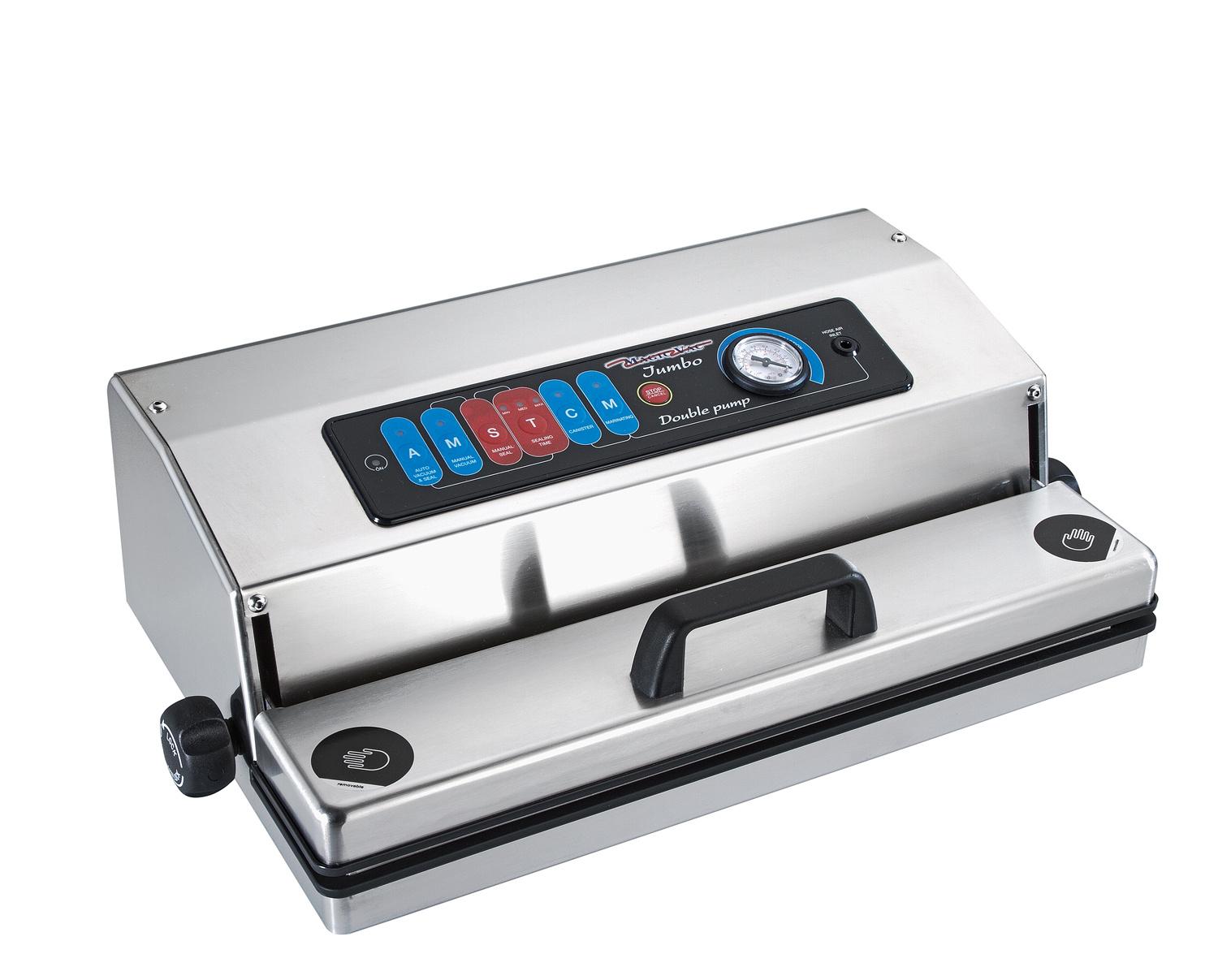 Jumbo Magic Vac 702 PKI. Vacuum Sealer.