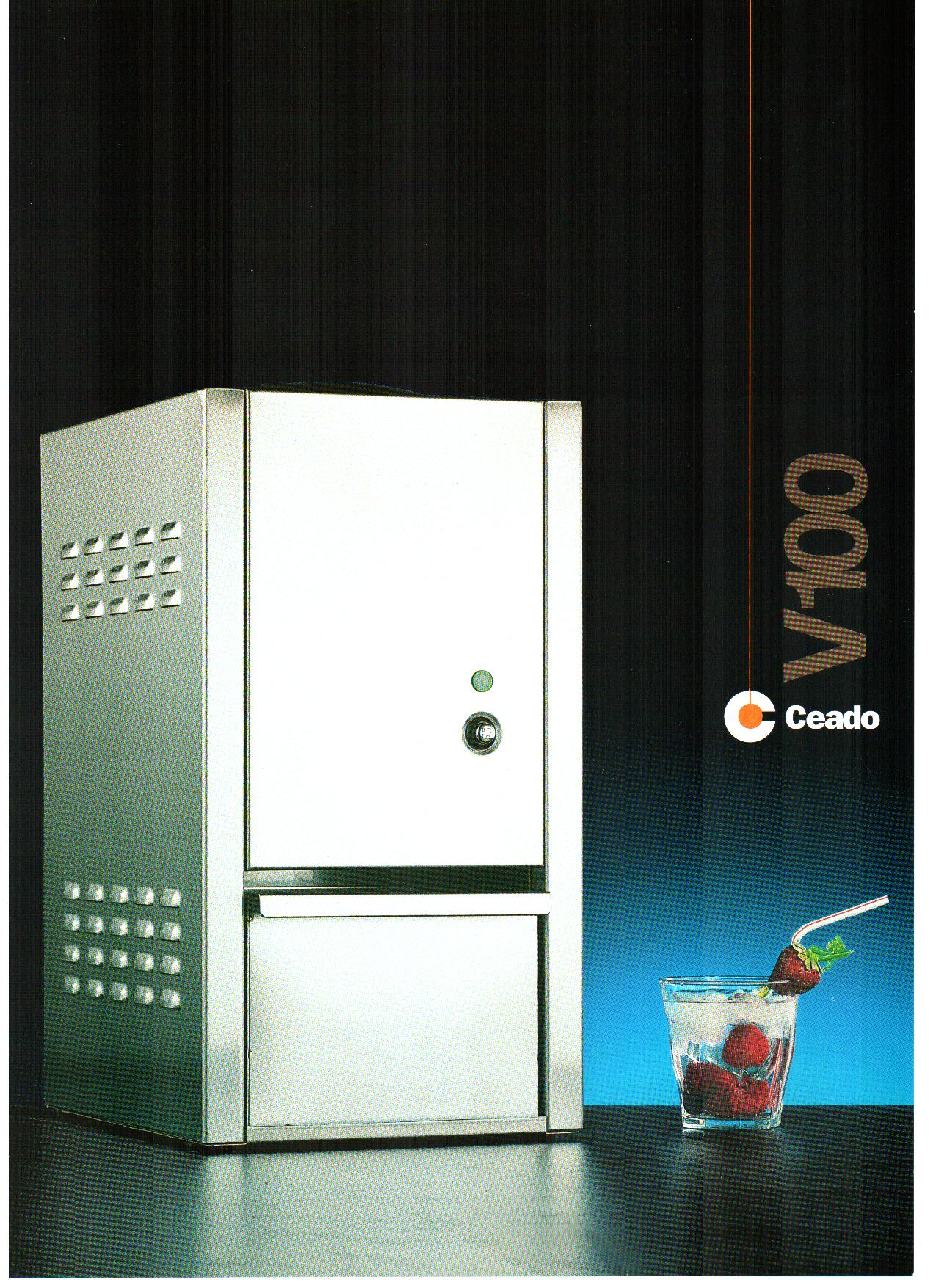 Ceado V100 Ice Crusher