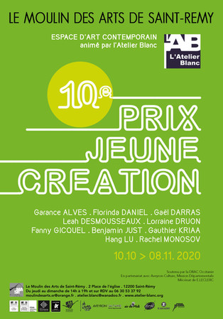 10E PRIX JEUNE CREATION