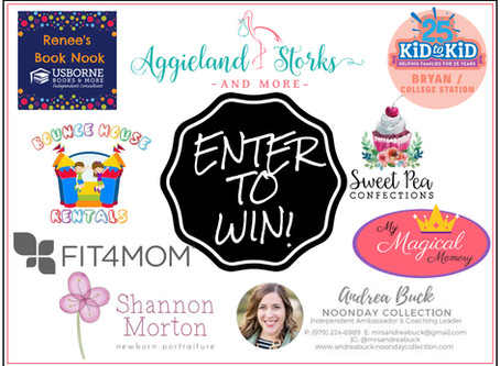 Stork or Birthday Yard Sign Giveaway!