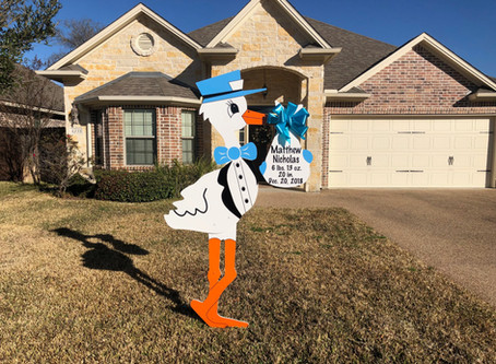 Baby Stork Rental ~ College Station, TX