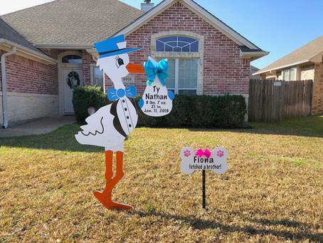 Baby Stork Rental ~ College Station, TX