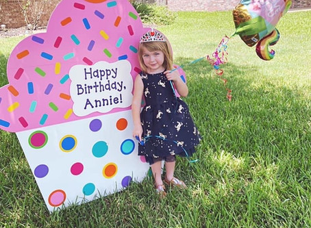 Happy Birthday, Annie!