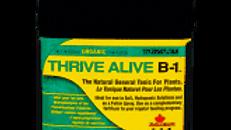 Technaflora Thrive Alive Green Organic 1L