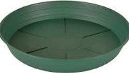 10 In Round Saucer Green