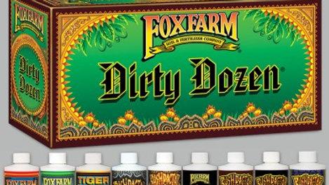 Fox Farm Dirty Dozen Starter Pack
