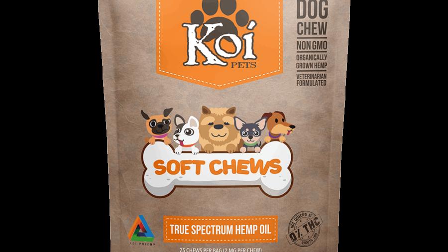 Koi CBD Soft Chews For Pets