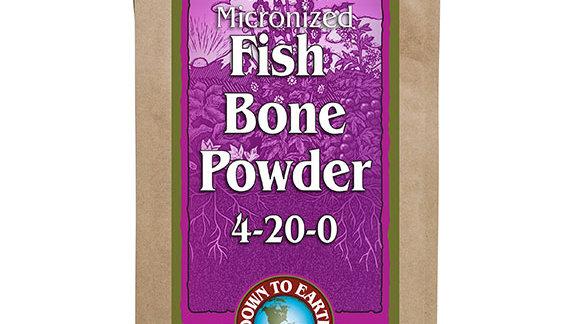 DTE Fish Bone Powder