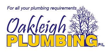 Oakleigh Plumbing Bathurst Logo