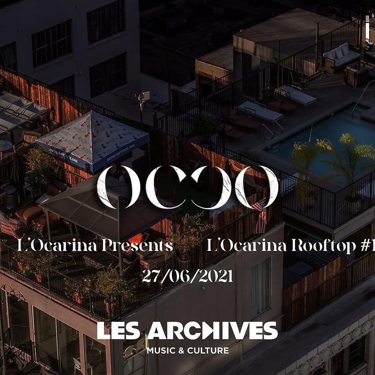 L'Ocarina  @ Terrace with Occo