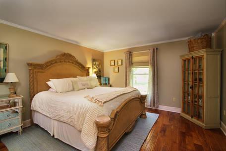 Residential bedroom