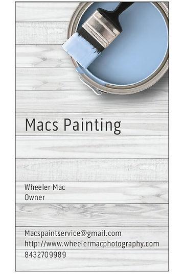 Macs Painting