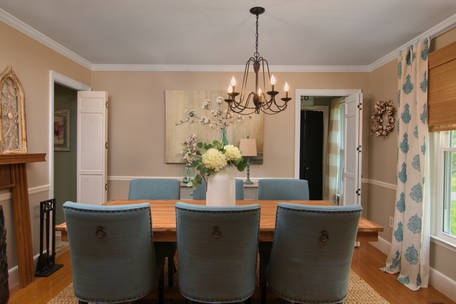 Residential dining
