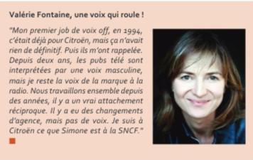 Mon interview dans La lettre pro de Régie pub spéciale voix-off