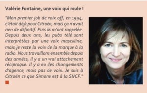 valerie fontaine comedienne voix off femme