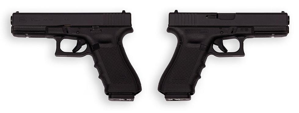 тир гепард  Glock 17 (Австрия)