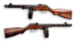 клуб гепард Пистолет-пулемет Шпагина ППШ