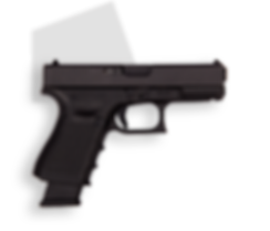 фото тир гепард Glock mod. 19 Gen 4 (Австрия)
