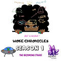 WOKE CHRONICLES BY SHAKU WRITES - Made w