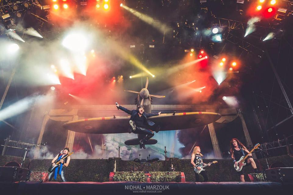 Iron Maiden | Live