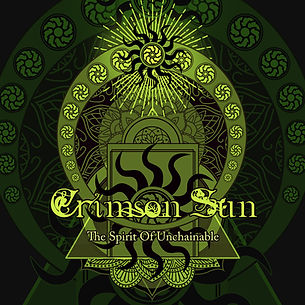 Crimson Sun - The Spirit of Unchainable.