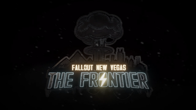FALLOUT | The Frontier Logo Reveal