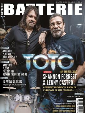 Batterie Magazine (France) #156