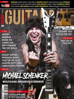 Guitare Xtreme Magazine (France) #95