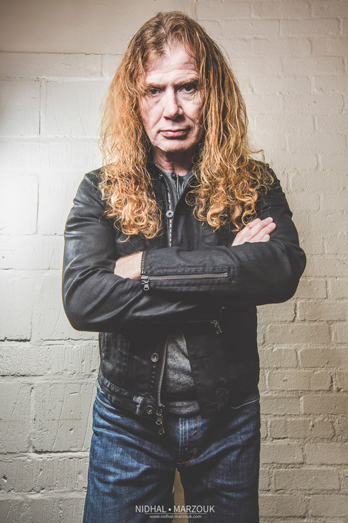 Dave Mustaine | Promo