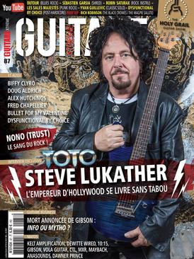 Guitare Xtreme Magazine (France) #87