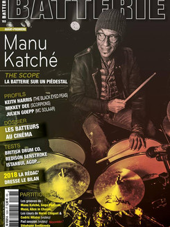 Batterie Magazine (France) #163