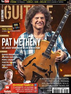 Guitare Xtreme Magazine(France) #96