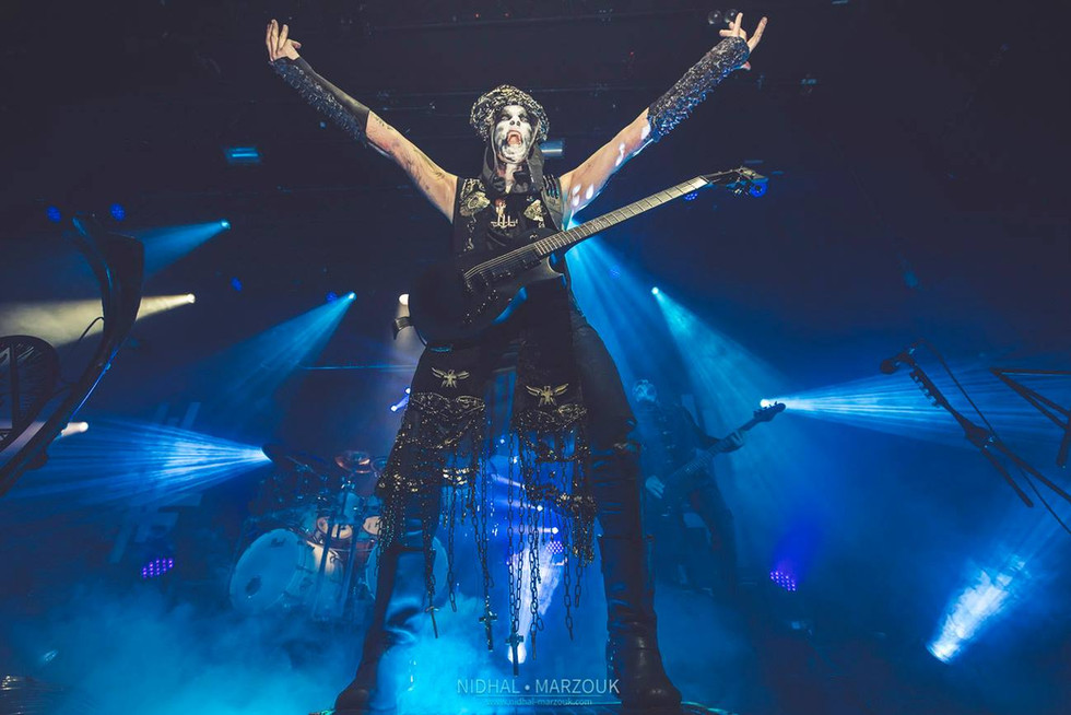Behemoth | Live